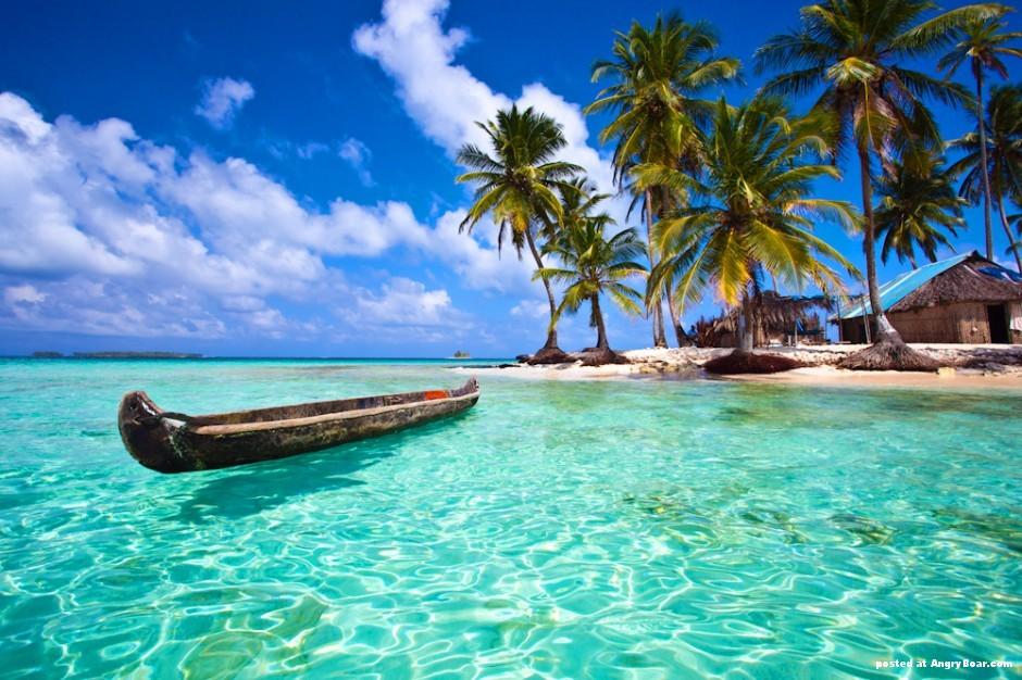 Panama-Kanu